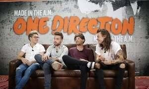 Após pausa, integrantes do One Direction pensam em férias no Brasil