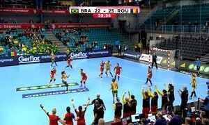 Seleção Feminina de Handebol deixa mundial disputado na Dinamarca