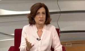 Miriam Leitão comenta proposta do governo de reduzir meta fiscal de 2016