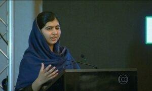 Malala Yousafzai condena comentários do pré-candidato republicano Donald Trump