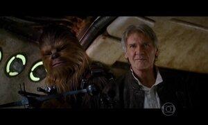 'Star Wars: O Despertar da Força' estreia com grande expectativa de fãs