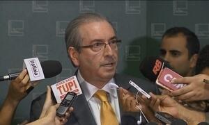 Procurador-geral pede ao STF o afastamento de Eduardo Cunha da Câmara