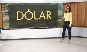 Queda da bolsa chinesa faz dólar disparar no Brasil