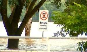 Chuva faz quatro cidades decretarem situação de emergência em SP