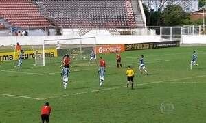 Grêmio é eliminado e Cruzeiro avança na Copinha