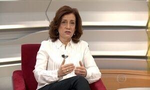 Miriam Leitão comenta a mudança de posição do BC sobre a taxa de juros