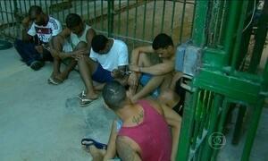 Vinte presos fogem de penitenciária em Barreto Campelo (PE)