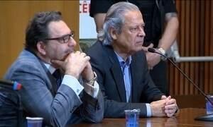 Depoimentos da Lava Jato reafirmam pagamento de propina a José Dirceu