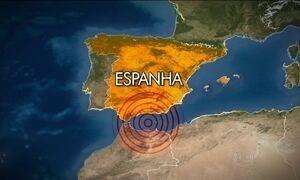 Sul da Espanha sente forte terremoto