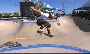 Mundial de Skate reúne feras do esporte no domingo (31), no Rio