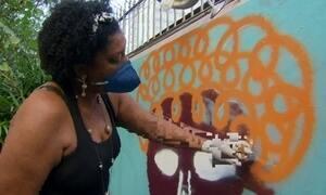 Rede Nami traz o grafite para a luta pelos direitos da mulher na sociedade