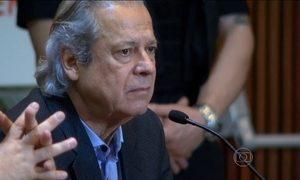 José Dirceu nega ter nomeado Renato Duque para a Petrobras