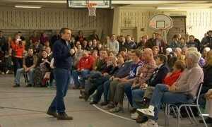 Iowa começa a escolher candidatos democratas e republicanos nos EUA