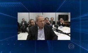 Vídeos do depoimento de Dirceu ao juiz Sergio Moro são divulgados