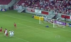 Náutico vence Santa Cruz pelo Campeonato Pernambucano