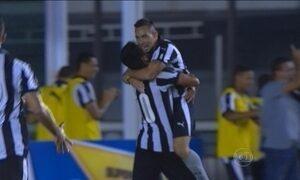 Botafogo vence a Portuguesa no Campeonato Carioca
