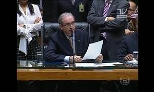 Deputados dizem que Cunha faz manobras políticas para evitar a análise do processo de cassação