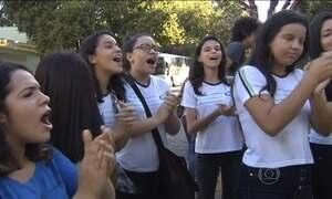 Estudantes ocupam 15 escolas da rede pública estadual em Goiás