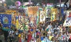 Bloco das Muriçocas anima o pré-carnaval em João Pessoa