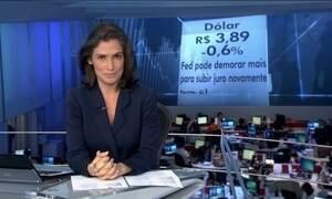 Dólar fecha valendo R$ 3.89 nesta quinta (4)