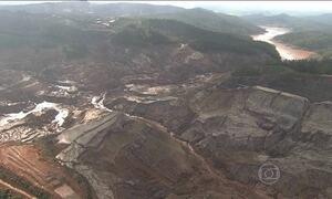 Prejuízo com o rompimento de barragem em MG chega a R$ 1,2 bi