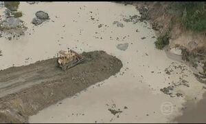 Rompimento de barragem deixa 500 mil pessoas sem água  no interior de SP