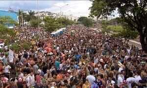 Carnaval em Belo Horizonte leva 1,5 milhão de pessoas para as ruas