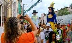 Dia do Frevo é comemorado com muita festa no Carnaval de Olinda
