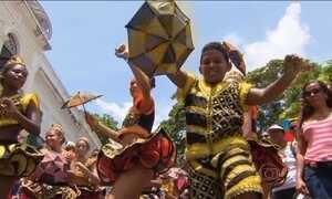 Pernambuco comemora o Dia do Frevo