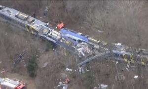 Investigação apura causa de acidente de trem que matou dez pessoas na Alemanha
