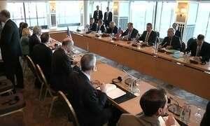 Potências chegam a acordo sobre conflito na Síria