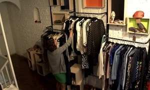 Closet compartilhado funciona com aluguel