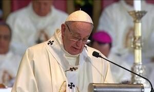 Papa Francisco tem encontro com comunidades indígenas no México