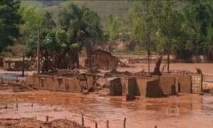 Ibama investiga irregularidades na retirada da lama da Samarco