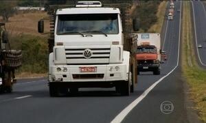 Confederação Nacional do Transporte divulga perfil dos caminhoneiros brasileiros