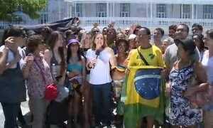 Rolling Sones começa turnê brasileira no Rio neste sábado (20)