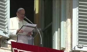 Papa Francisco pede o fim da pena de morte em todo o mundo