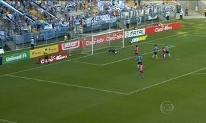 Com Lugano de volta, São Paulo vence Rio Claro por um a zero