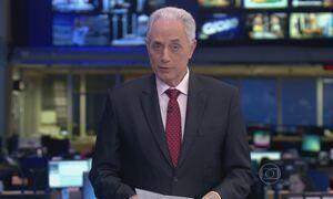 Jornal da Globo - Edição de terça-feira, 23/02/2016