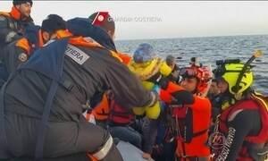 Mais de 139 mil pessoas já se arriscaram para chegar à Europa