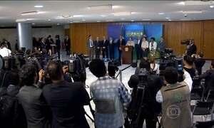 Condução coercitiva de Lula causa grande impacto em Brasília