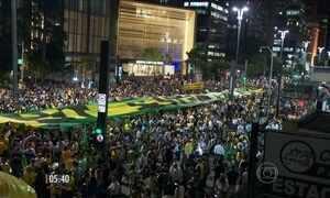Nomeação de Lula como ministro da Casa Civil gera protestos pelo país