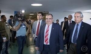 Parlamentares da base aliada decidem apoiar impeachment