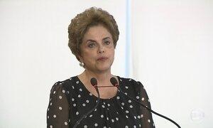 Dilma afirma estar confiante que a Câmara vai rejeitar o impeachment