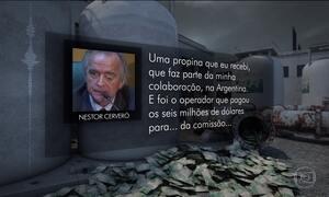 Cerveró depõe e envolve Cunha e Calheiros em esquema de propina
