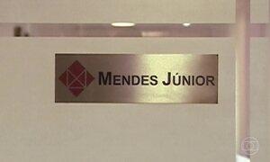 Mendes Júnior é proibida de fechar novos contratos com o poder público