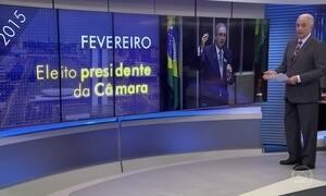 Veja como foi a trajetória de Eduardo Cunha nos últimos anos na Câmara