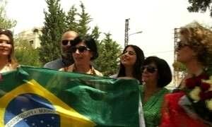 Família Temer faz festa, no Líbano, por chegada de primo ao poder