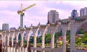 Série mostra obras bilionárias paradas pelo Brasil