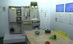 Cozinha do futuro promete extinguir fogão e geladeiras de residências